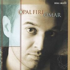 OMAR - Opal Fire by Omar NEW CD Free Shipping!