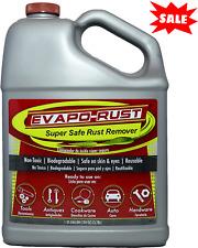 Evapo-Rust ER012 The Original Super Safe Rust Remover Non-Toxic Water-Based 1Gal
