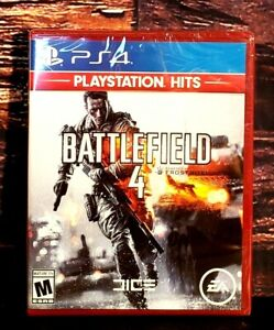 Battlefield 4 PlayStation Hits - PS4 - Sony PlayStation 4 - Brand NEW - Sealed