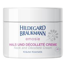Hildegard Braukmann emosie HALS UND DÉCOLLETÉ CREME, 50 ml