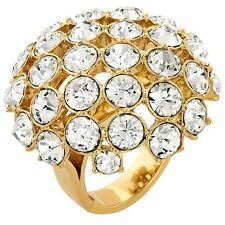 Nwt Kate Spade 'Lady Marmalade' Gold-Plated Mushroom Disco Ball Ring ~Gold *6.5