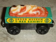Thomas & Friends Wooden FOSSIL CAR, US Seller, Fast Shipping from MA