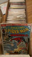 Amazing spiderman 30 - 400 Run Lot  Silver Age Collection 32 Cgc Pgx Cbcs Offers