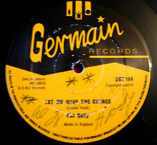 "Pat Kelly Let Me Have The Chance 12"" Lovers Germain Dean Frazer Big Band..VINYL"