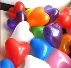 Heart Shape latex helium Balloons Wedding Birthday Party Decoration Supplies