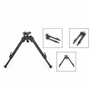 "7""-9"" Rifle Aluminum Bipod Adjustable Bolt Action w/ QD Picatinny Mount New"