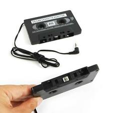 Car Tape Cassette to3.5mm AUX Audio Adapter for iPhone iPod Nano MP3 Player C 1T