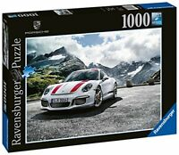 Ravensburger Porsche 911R 1000pc Jigsaw Puzzle - Amazing Car
