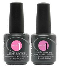 Entity One Color Couture - Top Coat + Base Coat + Nu Bond Primer - 0.5oz / 15ml
