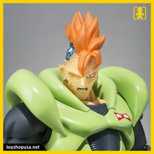 Dragon Ball Z SH Figuarts Android 16 Bandai Authentic
