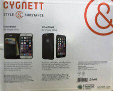 Pack of 2 Genuine Cygnett Case Cover For iPhone 6 Plus|Premium New