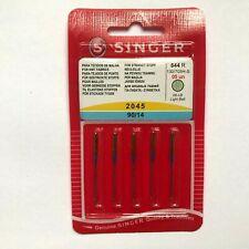 Singer Sewing Machine Needles - 5 -set of 4