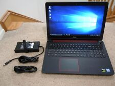 Dell Inspiron 15-7559, Core i7, 8GB RAM, 256GB SSD, Nvidia 4GB, 6-Cell Battery