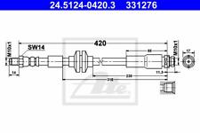 Bremsschlauch - ATE 24.5124-0420.3