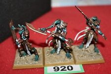 Warhammer Fantasy Tomb Kings ushabti With Great Weapons Games Workshop Painted B