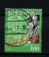 Germany 1997 SG#2752 Sepp Herberger, Football Coach Used #A24945