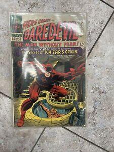 Daredevil #13 (Feb 1966, Marvel), , Facts about Ka-Zar's origin