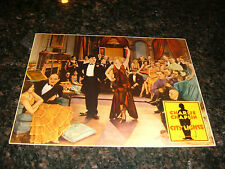 "CITY LIGHTS 1931 Lobby Card, Charlie Chaplin, 10"" x 13"", C8 Very Fine Condition"