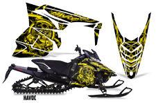 Yamaha SR Viper RTX STX MTX Decal Wrap Graphic Kit Sled Snowmobile 14-16 HAVOC Y
