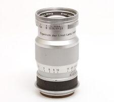 Prototyp Leica Ernst Leitz GmbH Wetzlar Elmar 9 cm f/4,0 M39 only 50 piece made