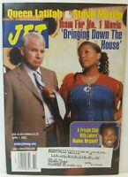 Jet Magazine Back Issue April 7 2003 Queen Latifah & Steve Martin