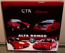 Alfa Romeo GTA and 156 GTA Forever TRIBUTE Unique CERAMIC TILE