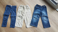 3x Jeans Hose Gr. 98/104 Junge Jungenhose Jeanshose Skinnyjeans Winterhosen H&M
