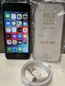 Apple iPhone 5s-32GB (Unlocked) AUS model 93%Batt health W/Ca$e EXPRESS Postage