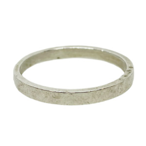 Silpada Sterling Silver Stackable Ring Band Sz 8