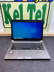 "Toshiba Tecra Z40-A 14"" Laptop, Core i5-4310U 8GB RAM 256GB SSD WINDOWS 10 SMALL"