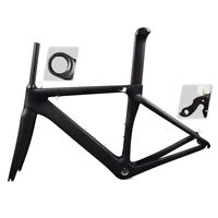 48/51/54/56cm Full Carbon Road Bike 700C Cycling Frame & Carbon Fork & Seat Post