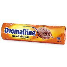 German OVOMALTINE Chocolate Crunchy Biscuits 250g -FREE Shipping