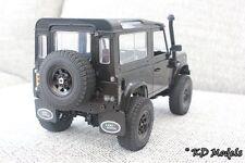 Rueda de repuesto de montaje para nuevo Gelande 2 D90 1/18 escala Land Rover Etc