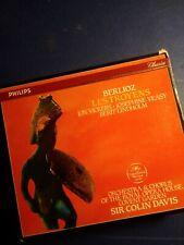Audio CD Box set. Philips. Berlioz. Les Troyens. Sir Colin Davis. ROH