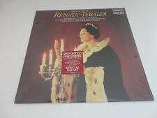 Renata Tebaldi;  (Decca Record Co.) 1972 LP - New/Sealed