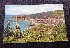 POSTCARD: (PT35153): THE BAY: ROTHESAY: ISLE OF BUTE: COLOUR: POSTED