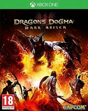 Dragons Dogma Dark Arisen HD For XBOX One (New & Sealed)