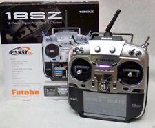 Futaba 18SZ H 2.4Ghz 18ch Transmitter & R7008SB HV  S.Bus Receiver Mode 1 & 2