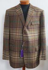 $4695 NWT RALPH LAUREN PURPLE LABEL 100% CASHMERE Blazer Jacket Sport Coat 46L