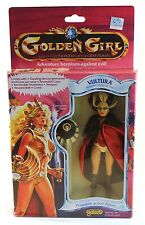 """1984 Galoob Golden Girl 6"""" VULTURA action figure Mint In Sealed Box MISB"""