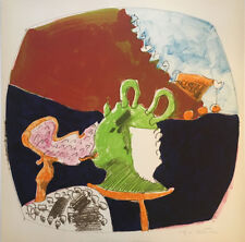 """1966 John Altoon Signed Lithograph from the """"About Women"""" Series"""