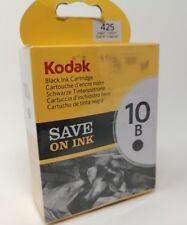 Genuine Kodak Genuine 10B Ink Cartridge - Black (425 Pages) (Ref A3)