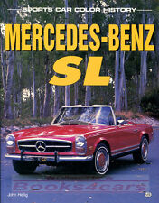 MERCEDES SL BOOK HEILIG HISTORY