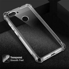 For Asus Zenfone Clear Shockproof 360° Matte Bumper Slim TPU Cover Case