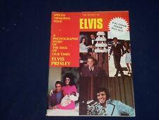 1977 THE WORLD OF ELVIS MAGAZINE - ELVIS PRESLEY - PHOTOS - SP 9901