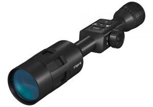 ATN X-Sight 4K PRO 3-14x digitales Tag/Nacht Nachtsicht Zielfernrohr + IR Lampe