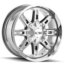 "Ion 184 18x9 5x5.5""/5x150 -12mm PVD Wheel Rim 18"" Inch"