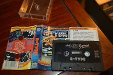 R Tipo Amstrad CPC (hit sqaud cassette probado trabajando completa 18)