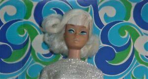 Vintage American Girl Barbie Side Part OOAK with straight legs Japan Body