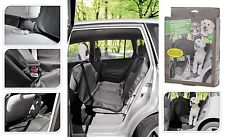 Waterproof Car Back Seat Cover Pet Dog Puppy Car Seat Cover Protector Hammock